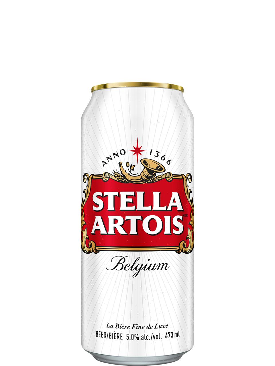 Stella Artois 473ml Can