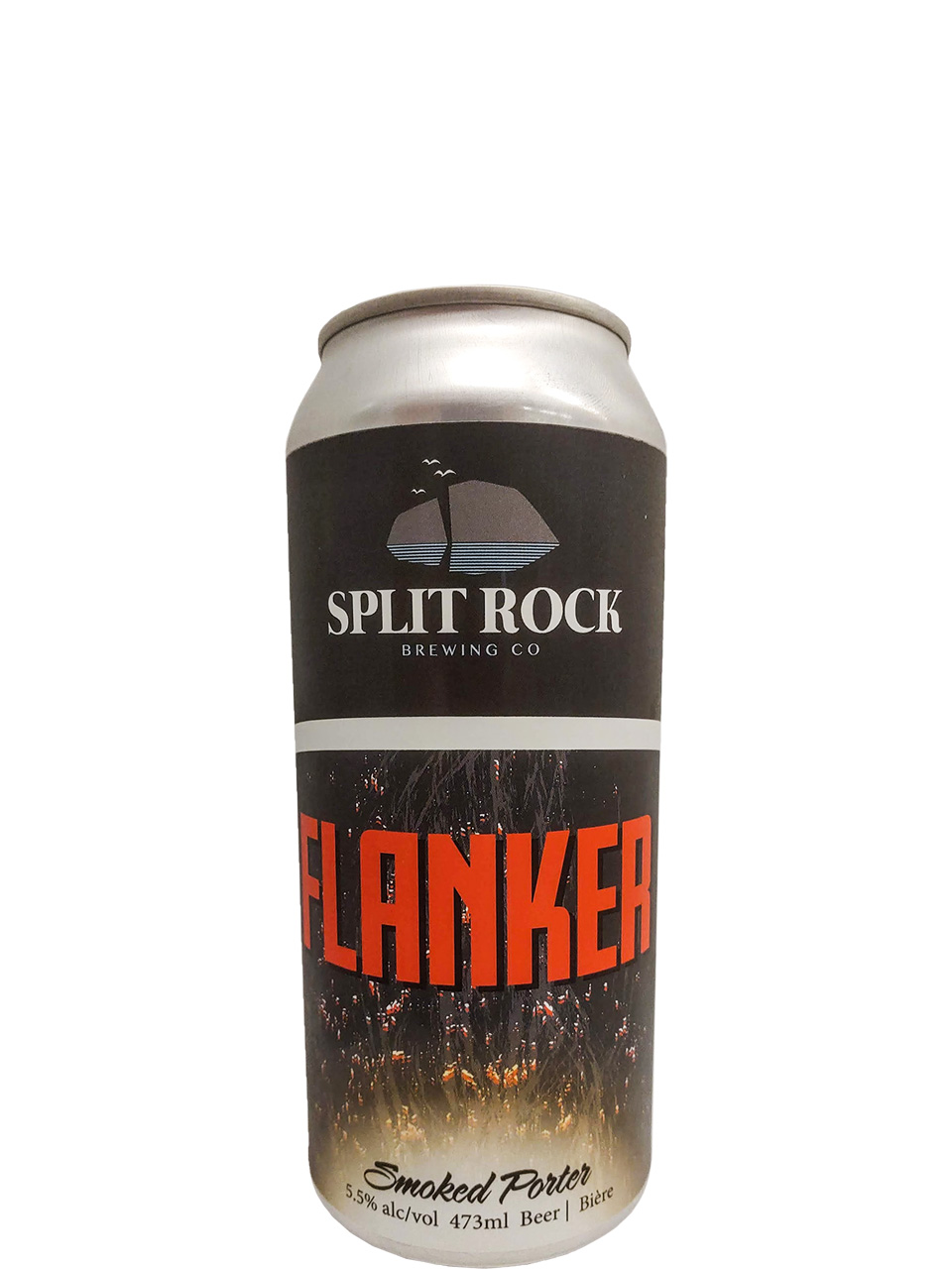 Split Rock Flanker Smoked Porter 473ml Can
