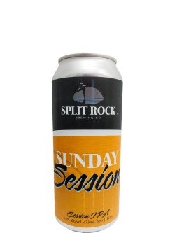 Split Rock Sunday Session IPA 473ml Can