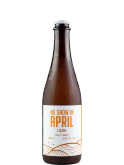 Baccalieu Trail No Snow in April NEIPA 500ml Btl