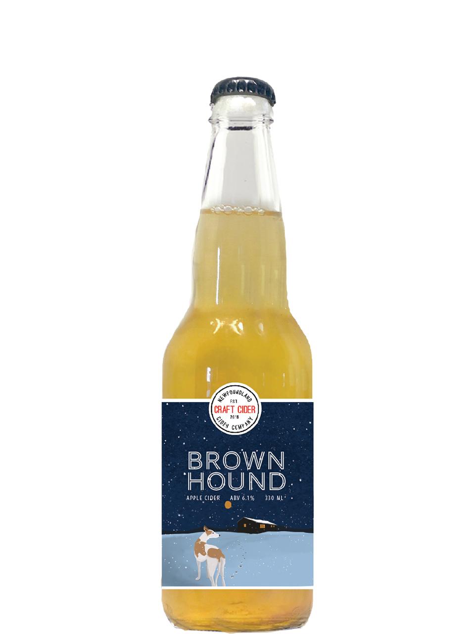 NL Cider Co Brown Hound 330ml