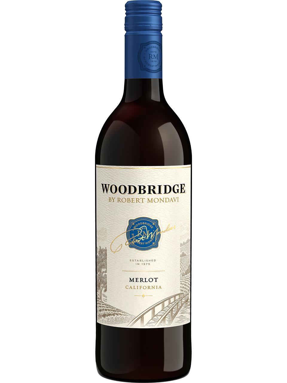 Woodbridge Robert Mondavi Merlot