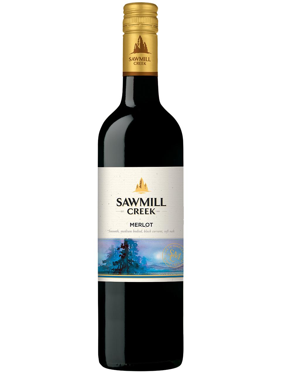 Sawmill Creek Merlot