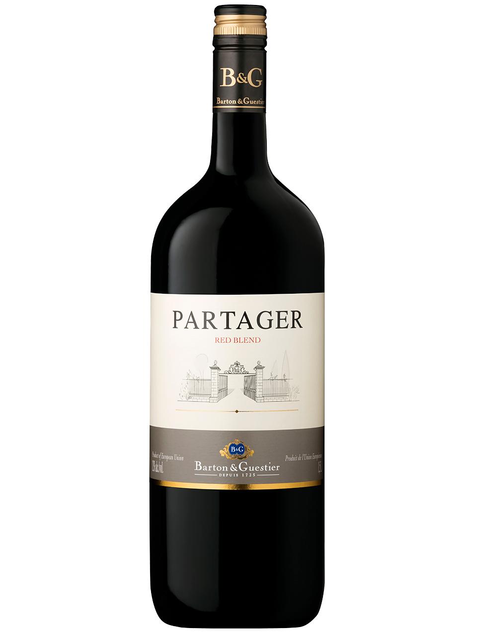 Barton & Guestier Partager Rouge Vin de Table