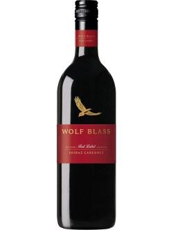 Wolf Blass Red Label Shiraz/Cabernet Sauvignon
