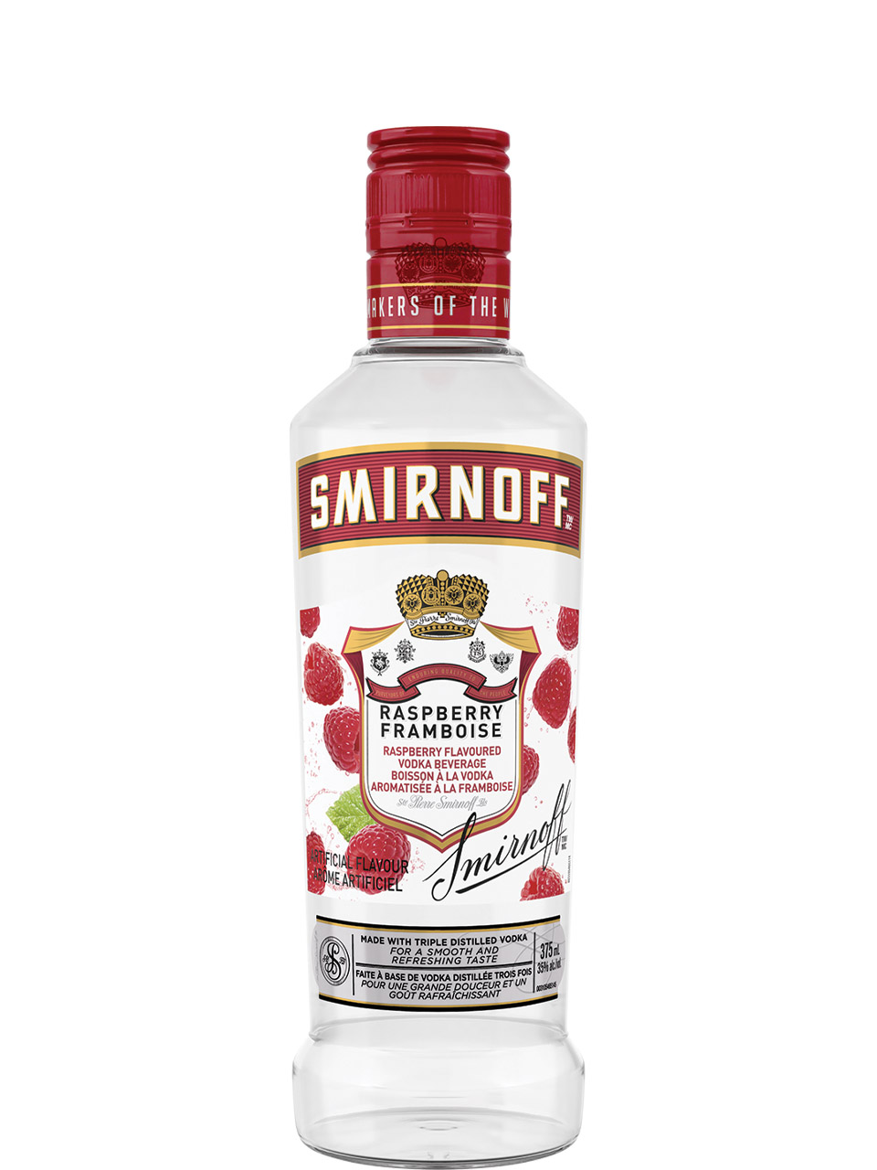 Smirnoff Raspberry Vodka