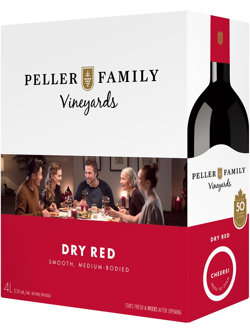 Peller Family Vineyards Dry Red