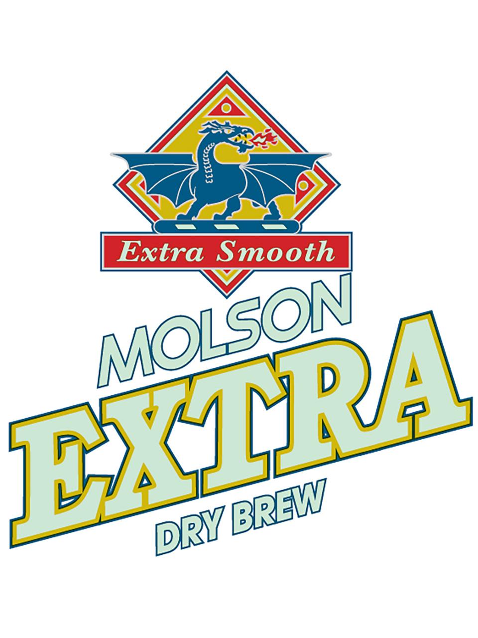 Molson Extra Bottles 12pk