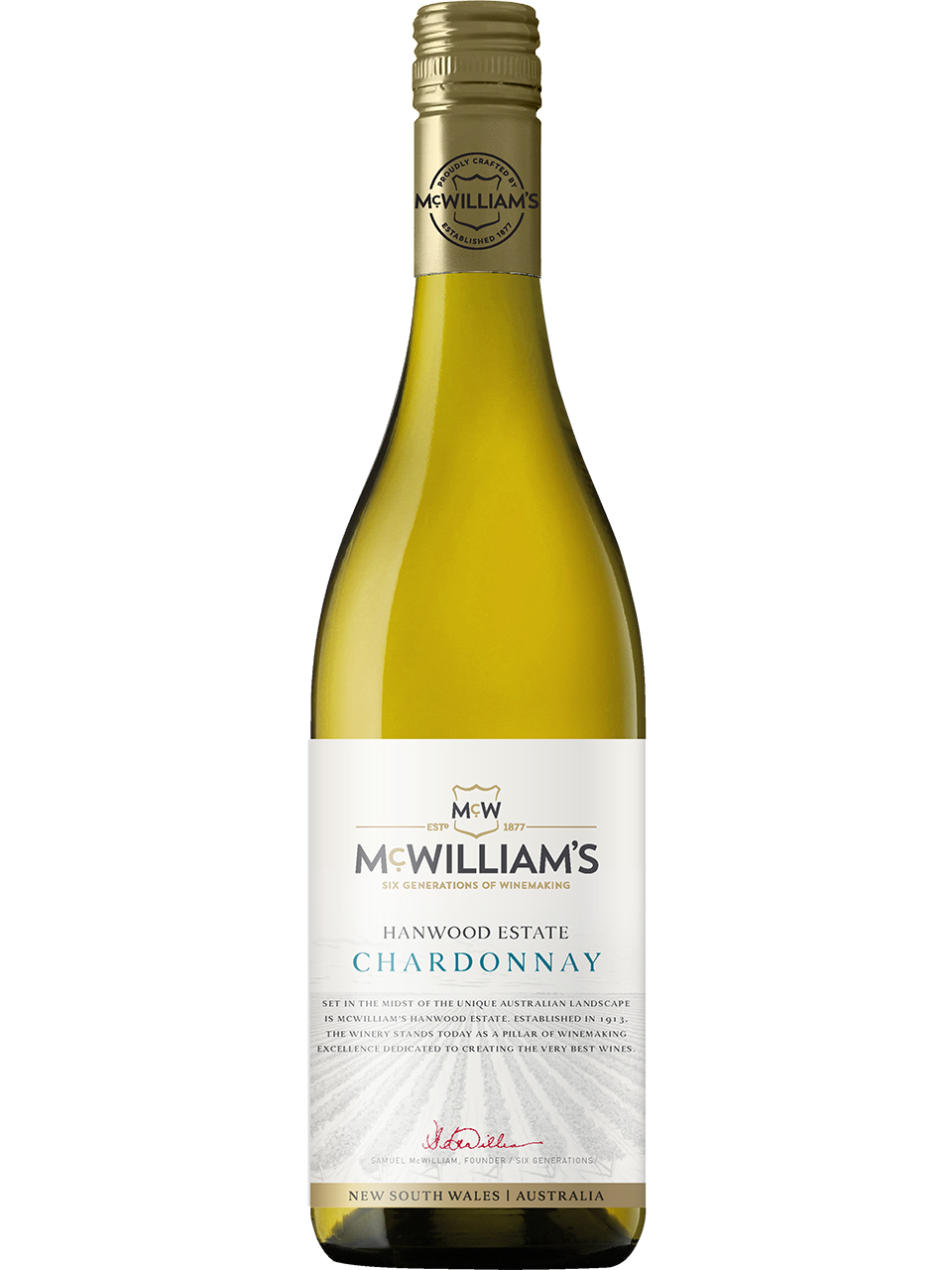McWilliam's Hanwood Estate Chardonnay