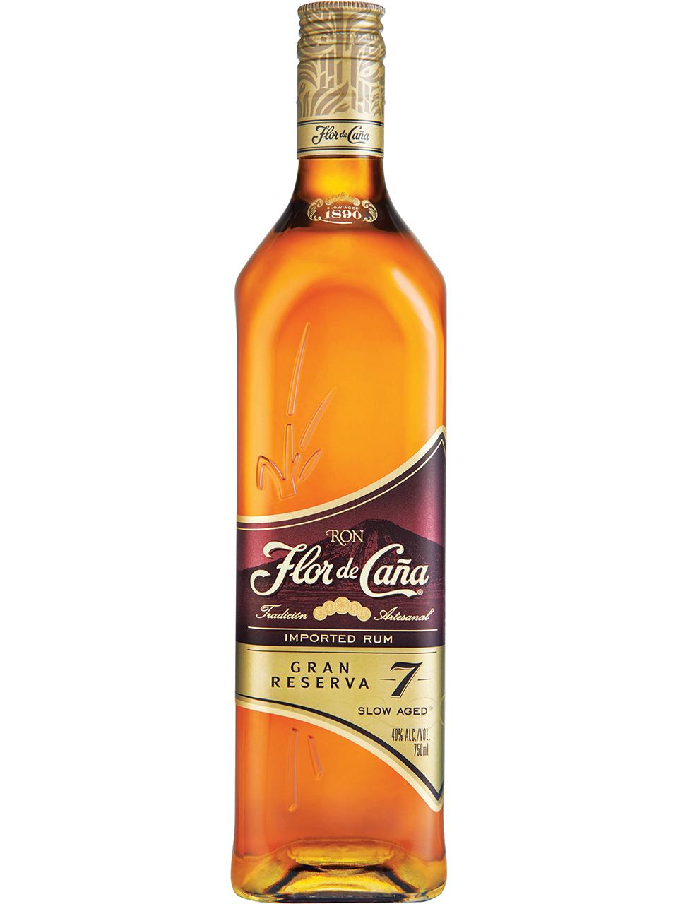 Flor de Cana Grand Reserve 7 YO Rum