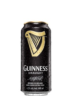 Guinness Draught 8 Pack Cans