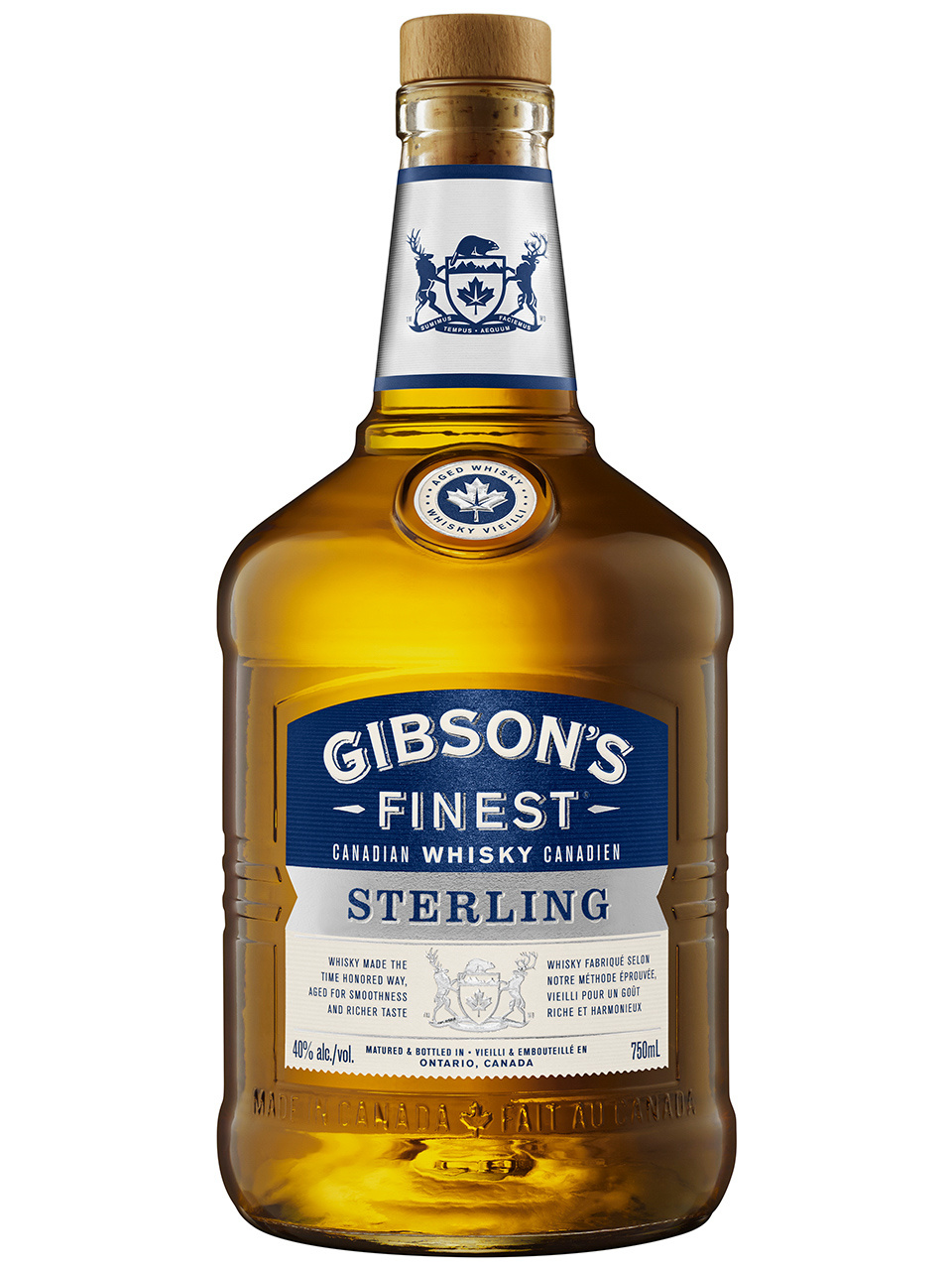 Gibson's Finest Sterling Edition