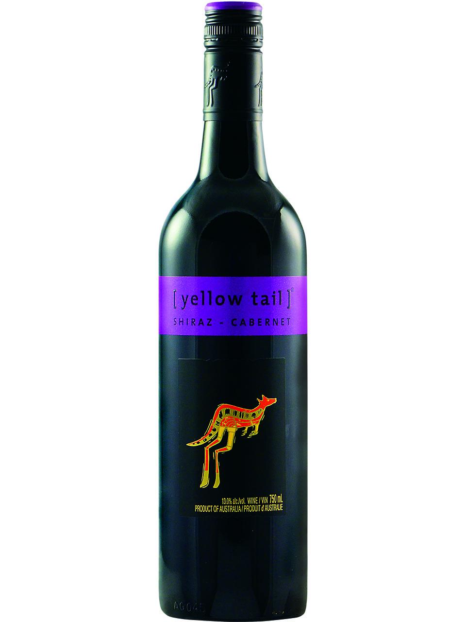 Yellow Tail Shiraz Cabernet Sauvignon