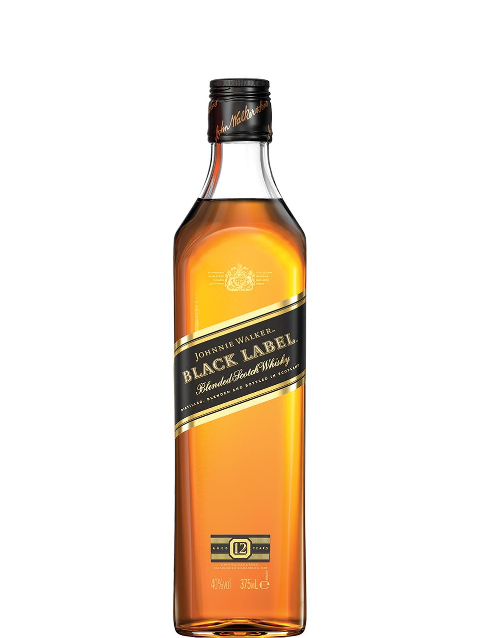 Johnnie Walker Black Label 12 YO Scotch Whisky