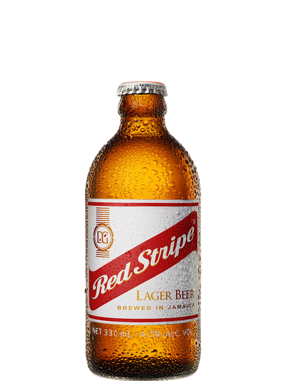 Red Stripe Lager Beer 6 Pack Bottles