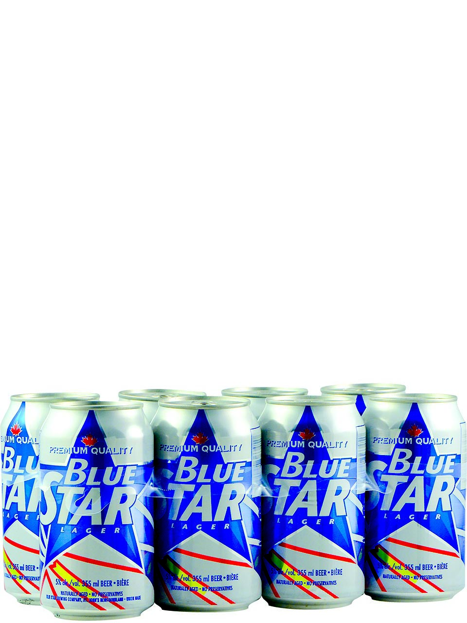 Blue Star Cans 8pk