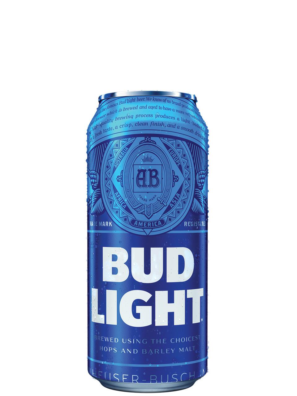 Bud Light 473ml Can