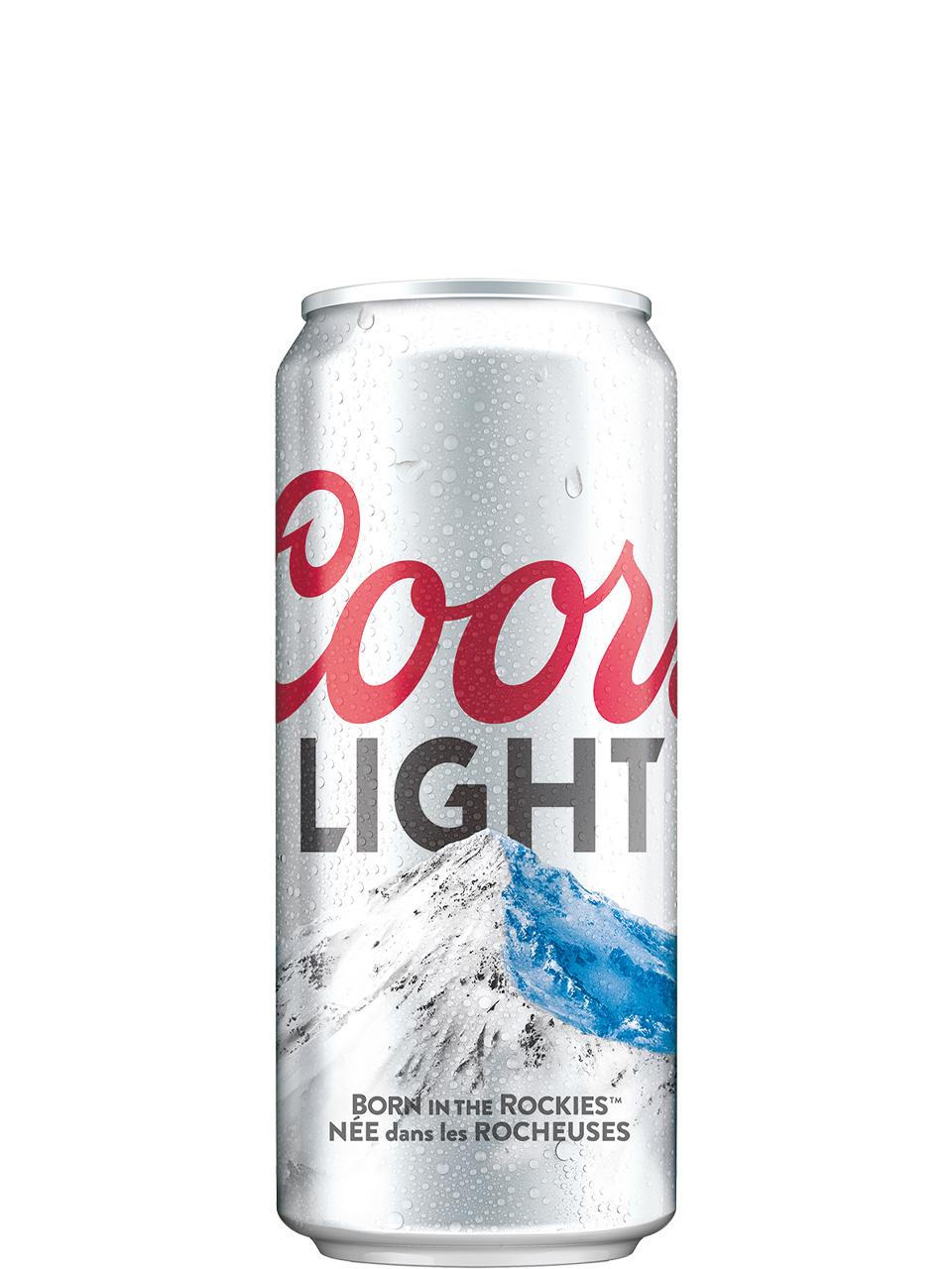 Coors Light 473ml Can