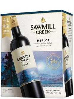 Sawmill Creek Barrel Select Merlot