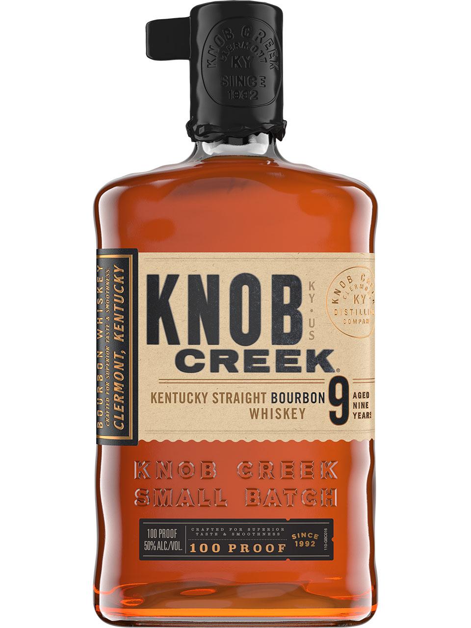 Knob Creek 9 YO Kentucky Bourbon