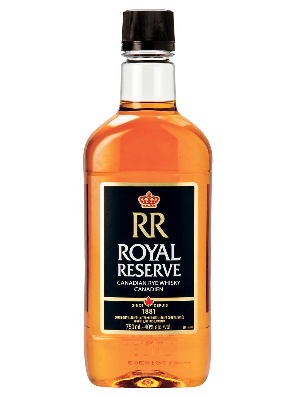 Royal Reserve Whisky PET