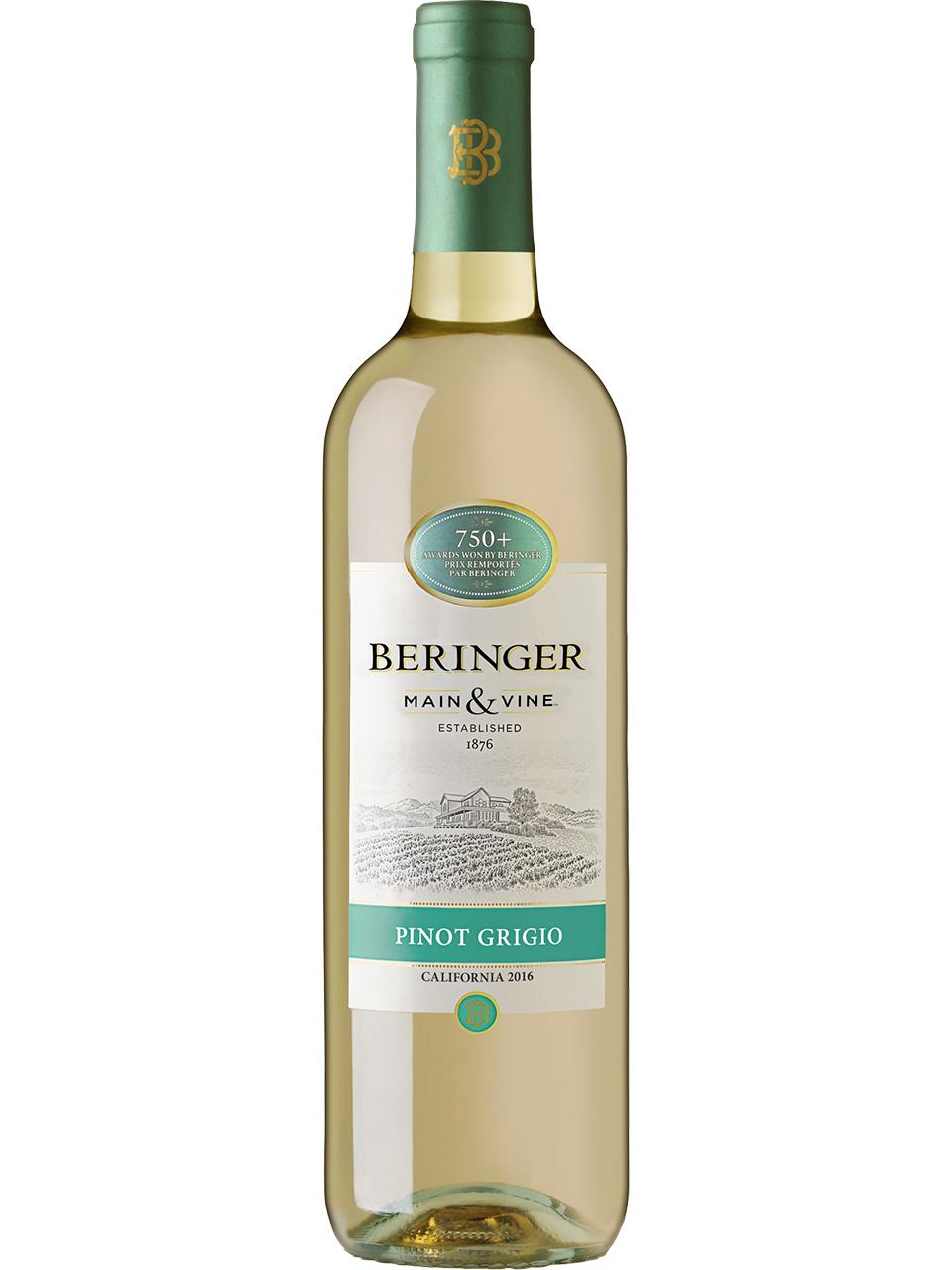 Beringer Main & Vine Pinot Grigio