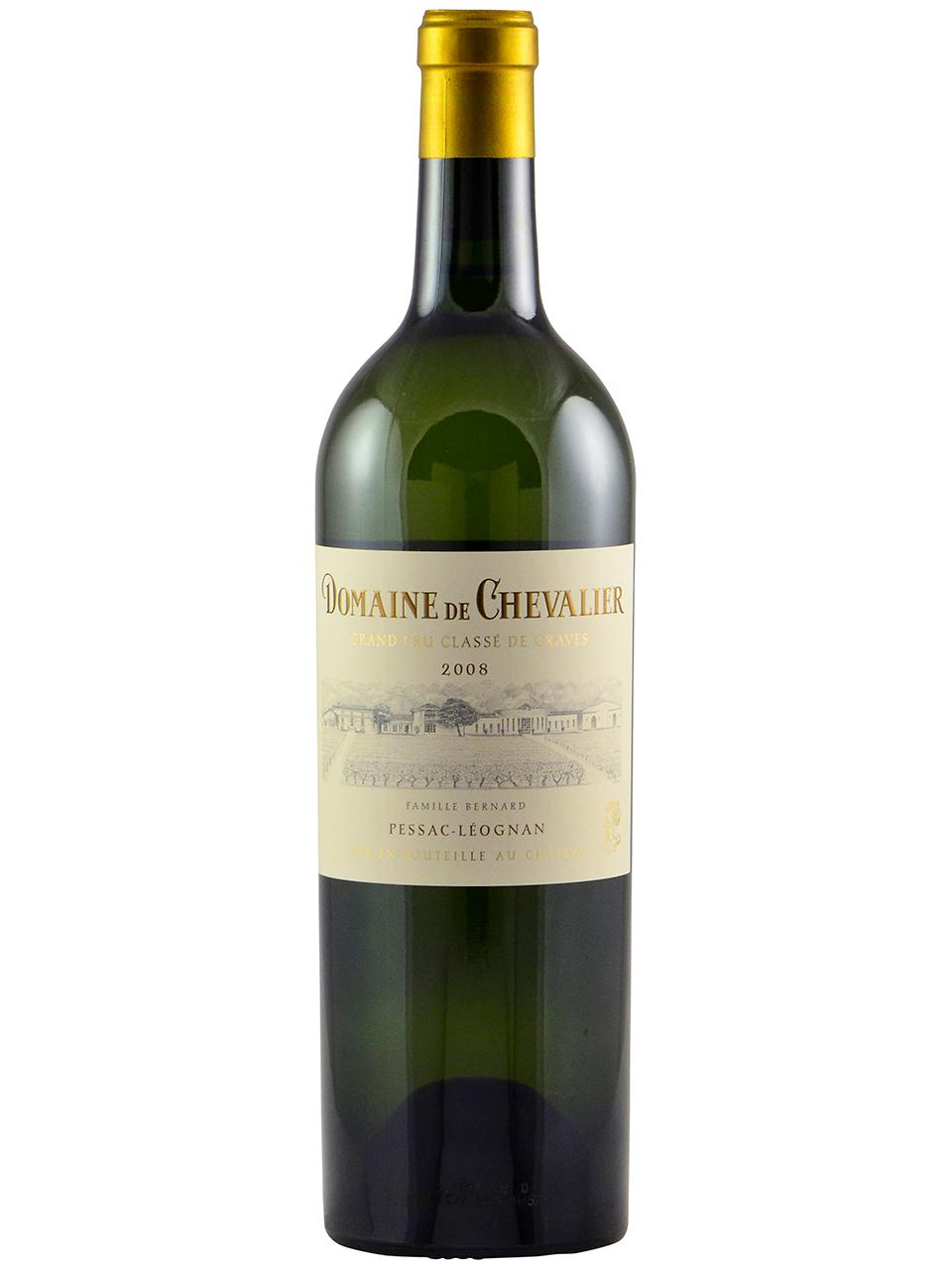 Domaine de Chevalier White Graves Cru Classe 2008