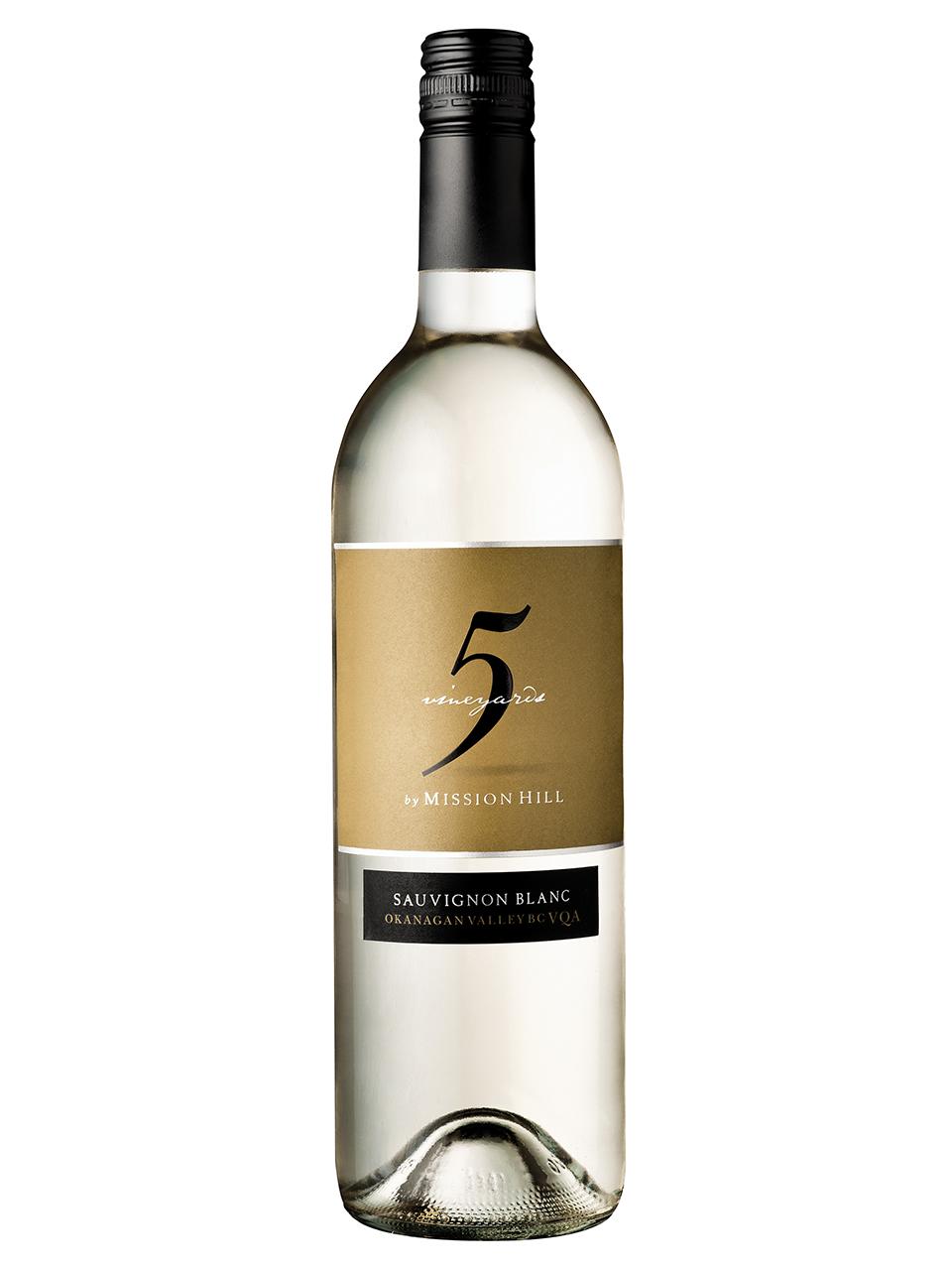 Mission Hill Five Vineyards Sauvignon Blanc VQA