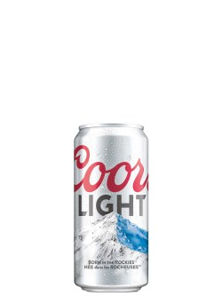 Coors Light Cans 8Pk