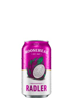 Moosehead Dragonfruit Radler 6 Pack Cans