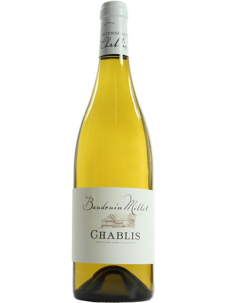 Domaine Baudouin Millet Chablis