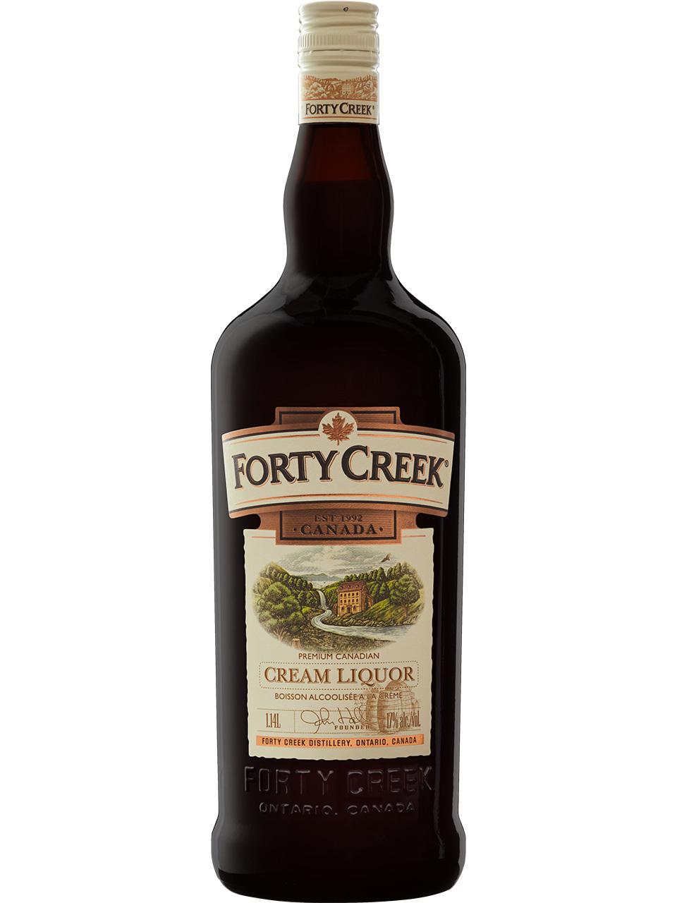 Forty Creek Cream Liqueur