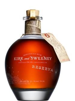Kirk and Sweeney Reserva Dominican Rum