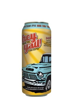 Hey Y'all Southern Style Hard Iced Tea 458ml