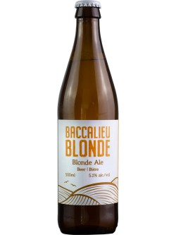 Baccalieu Trail Blonde Ale 500ml Bottle