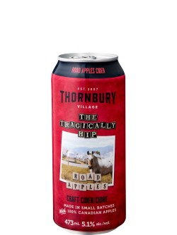 The Tragically Hip Road Apples Craft Cider 473ml
