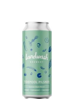 Landwash Tidepool Pilsner 473ml Can