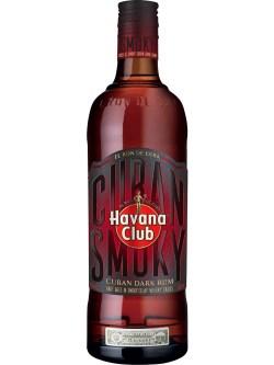 Havana Club Cuban Smoky Dark Rum