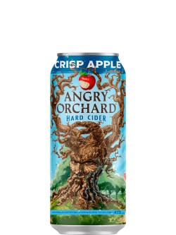 Angry Orchard Crisp Apple 4 Pack Cans