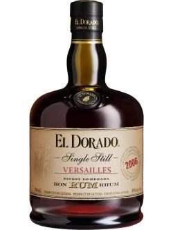 El Dorado Verailles Single Still Rum