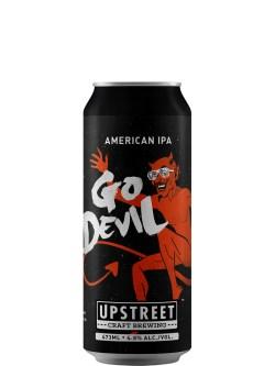 Upstreet Go Devil IPA 473ml Can