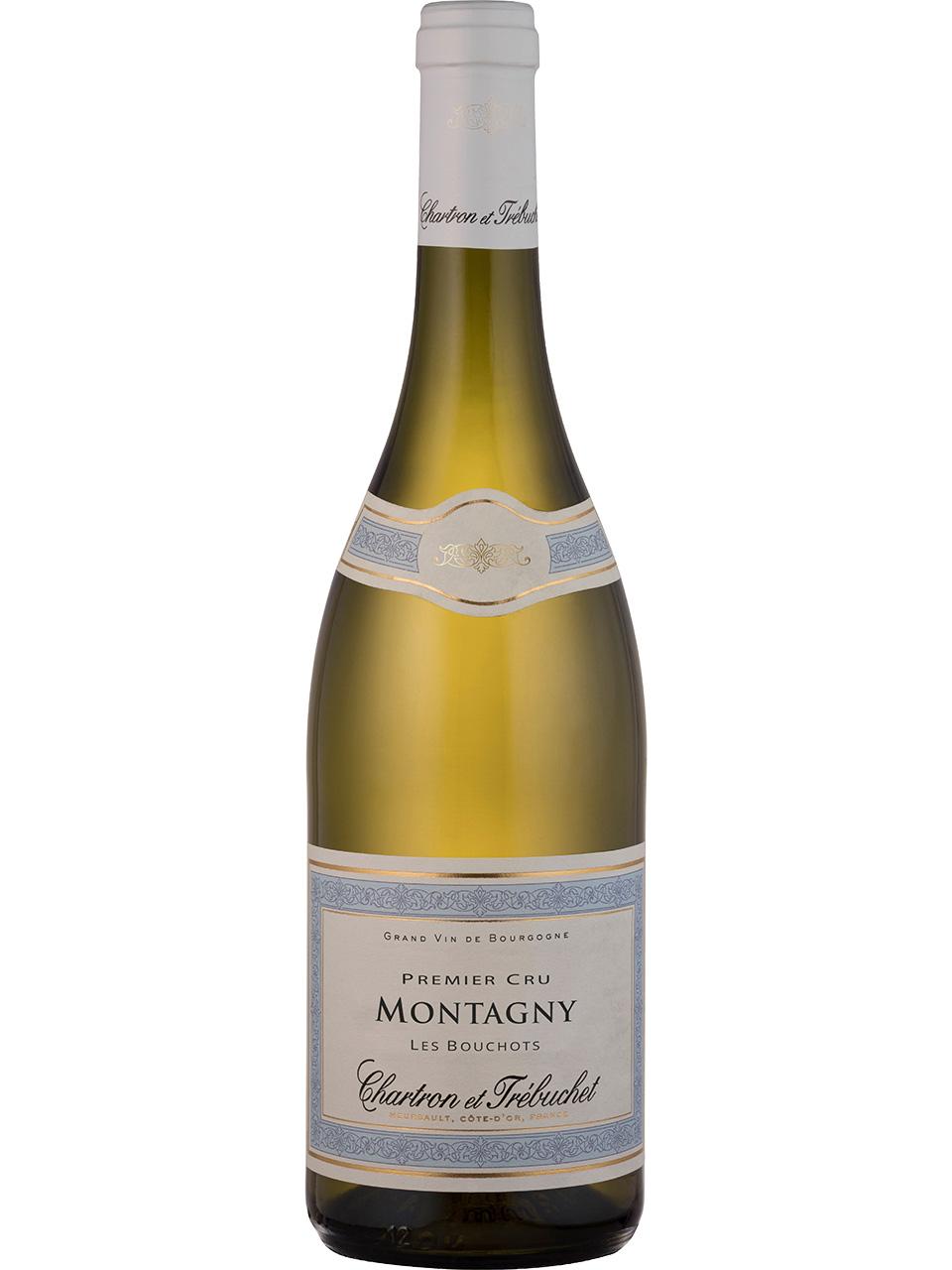 Chartron et Trebuchet Montagny 1erCru Aux Bouchots