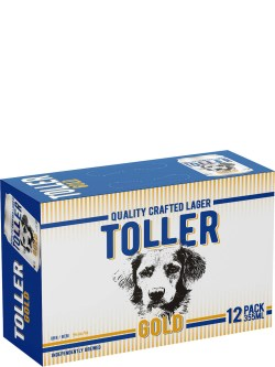 Spindrift Toller Gold 12 Pack Cans