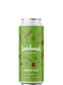 Landwash Green Nap Hazy IPA 473ml Can