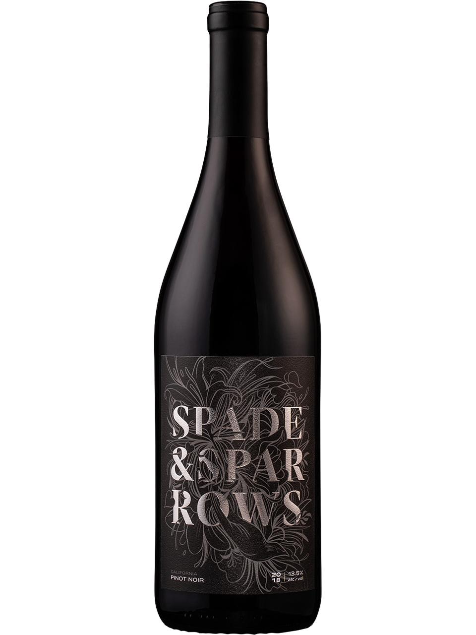 Spade & Sparrows Pinot Noir