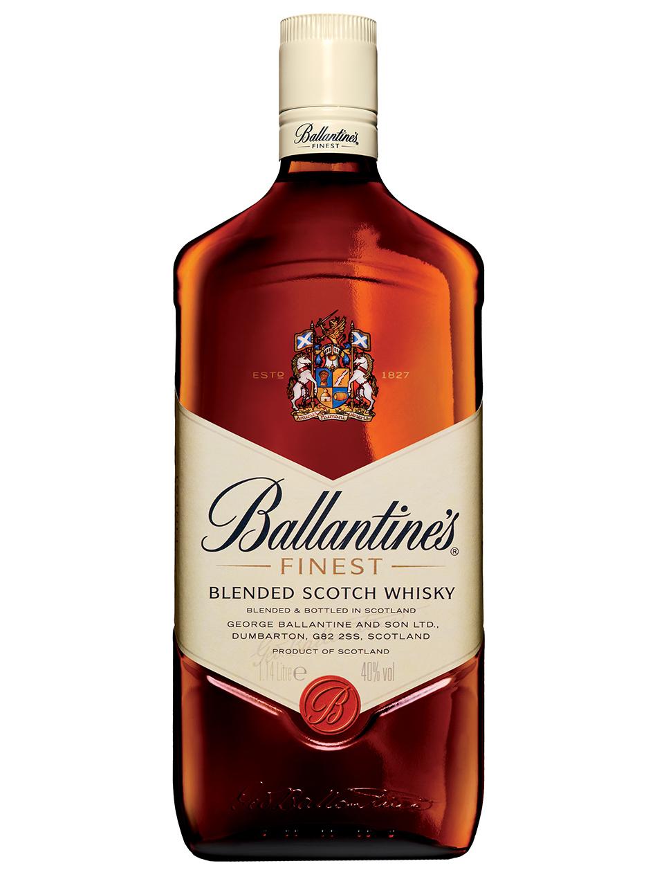 Ballantine's Scotch