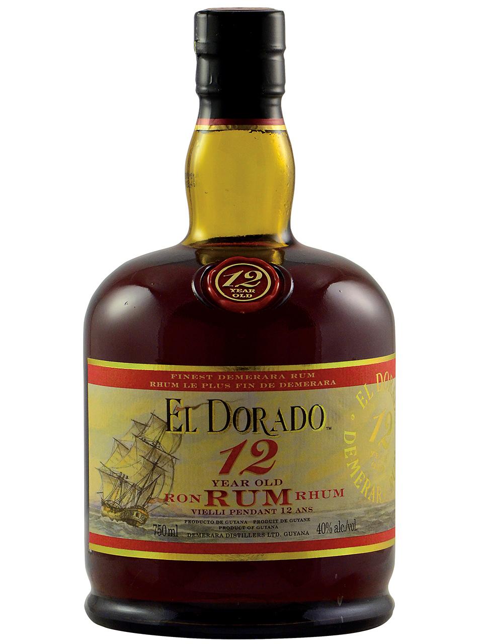 El Dorado 12 Year Old Rum
