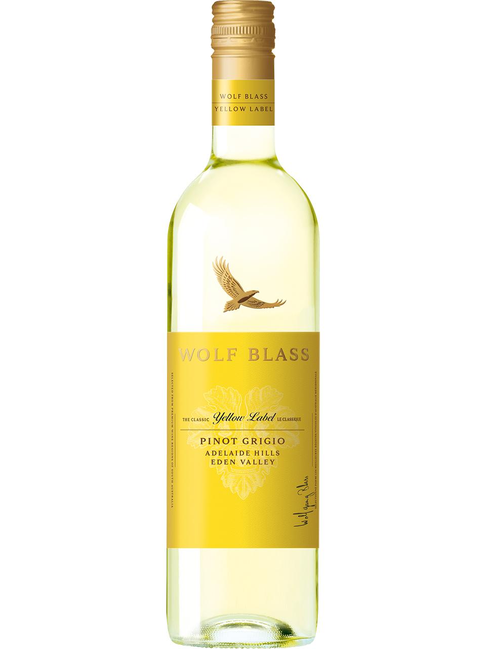 Wolf Blass Yellow Label Pinot Grigio