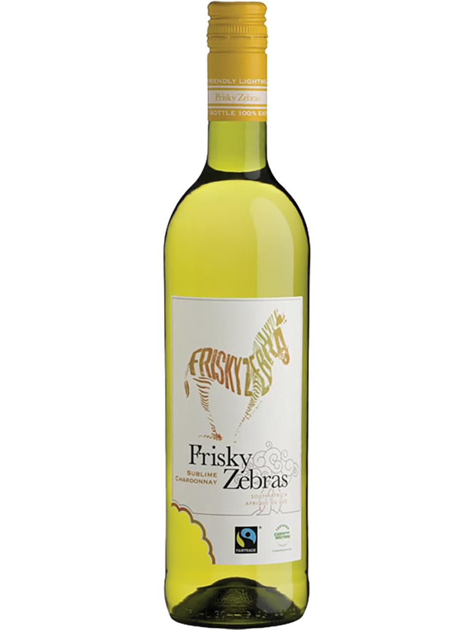 Frisky Zebras Sublime Chardonnay