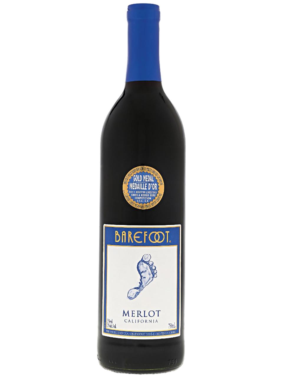 Barefoot Cellars Merlot